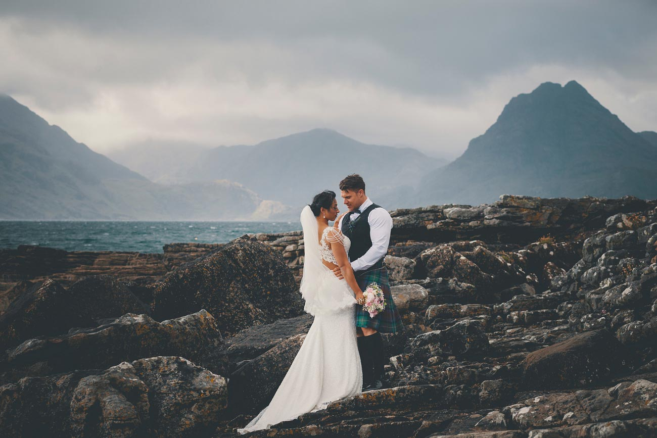 intimate elopement wedding photography isle of skye scotland 0029