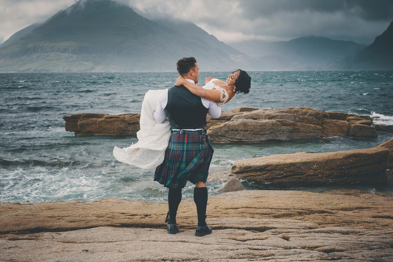 intimate elopement wedding photography isle of skye scotland 0034