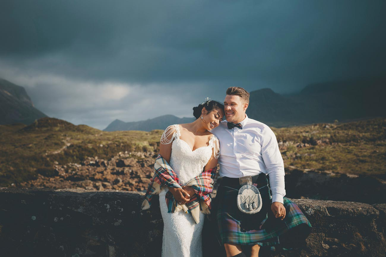 intimate elopement wedding photography isle of skye scotland 0037