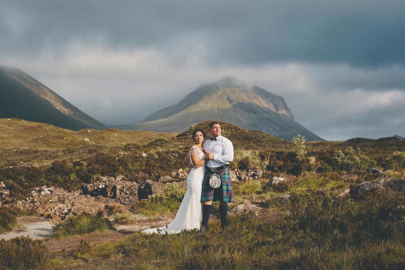 intimate elopement wedding photography isle of skye scotland 0040