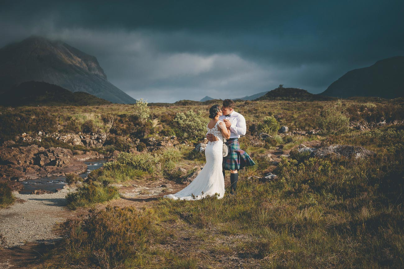 intimate elopement wedding photography isle of skye scotland 0041
