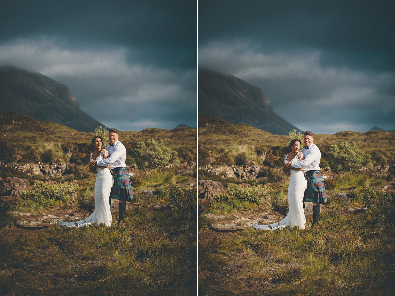 intimate elopement wedding photography isle of skye scotland 0042