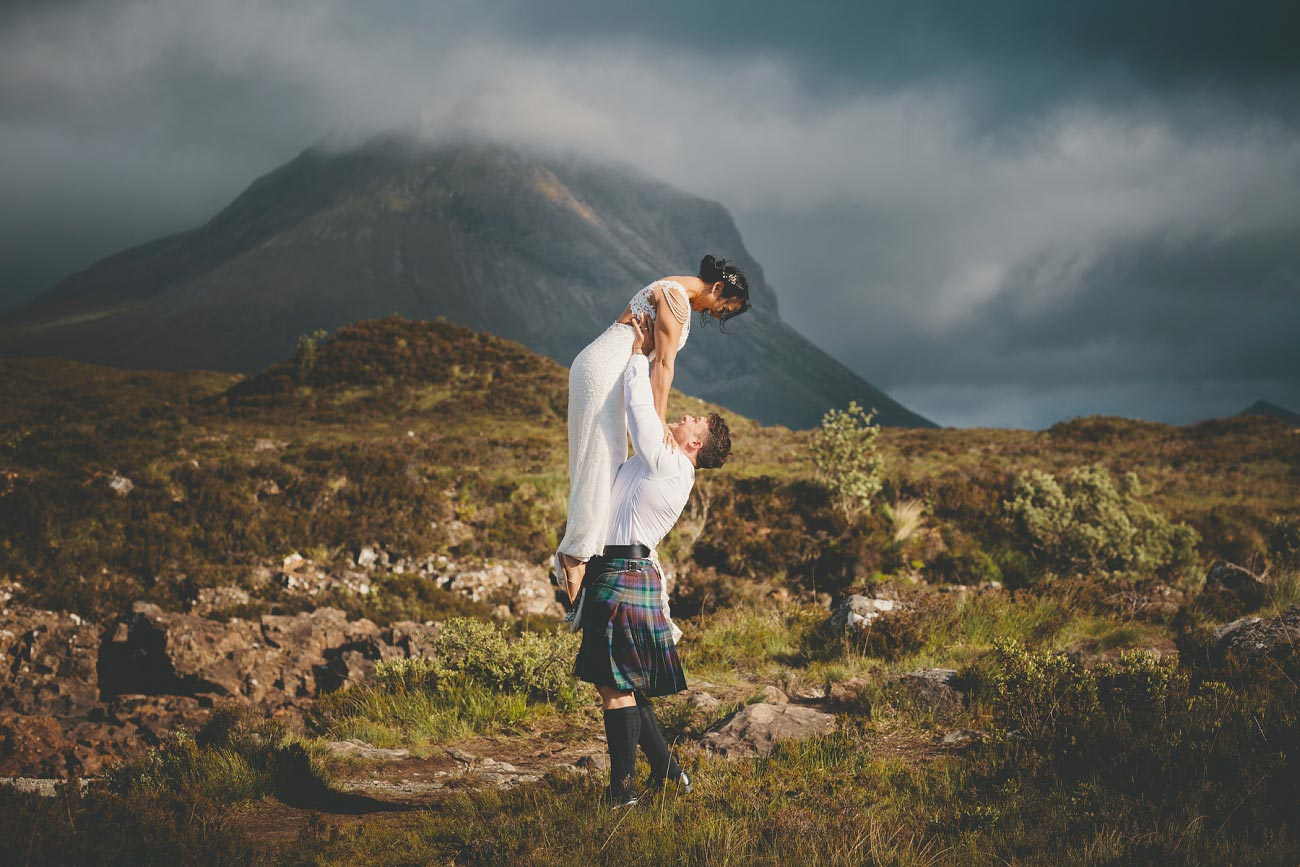intimate elopement wedding photography isle of skye scotland 0043