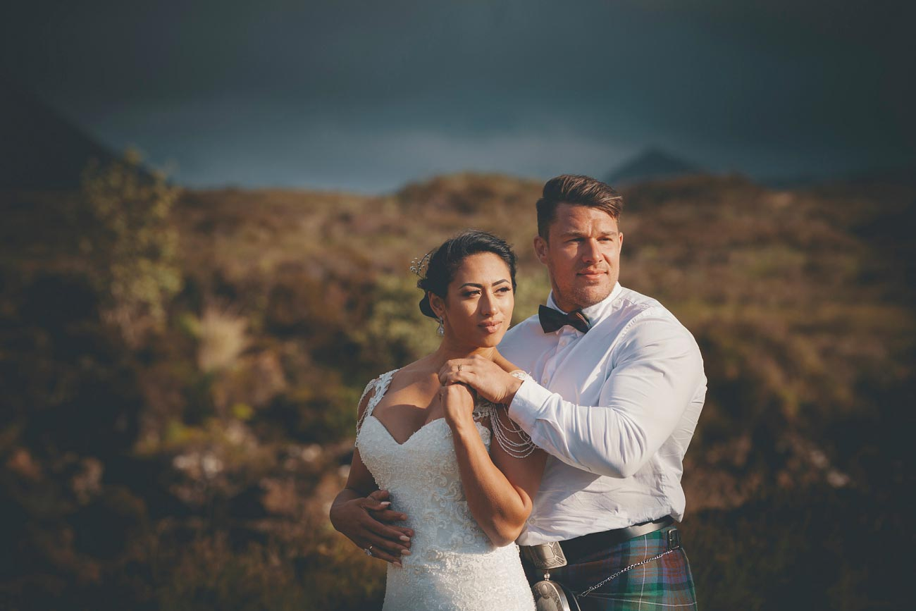 intimate elopement wedding photography isle of skye scotland 0044