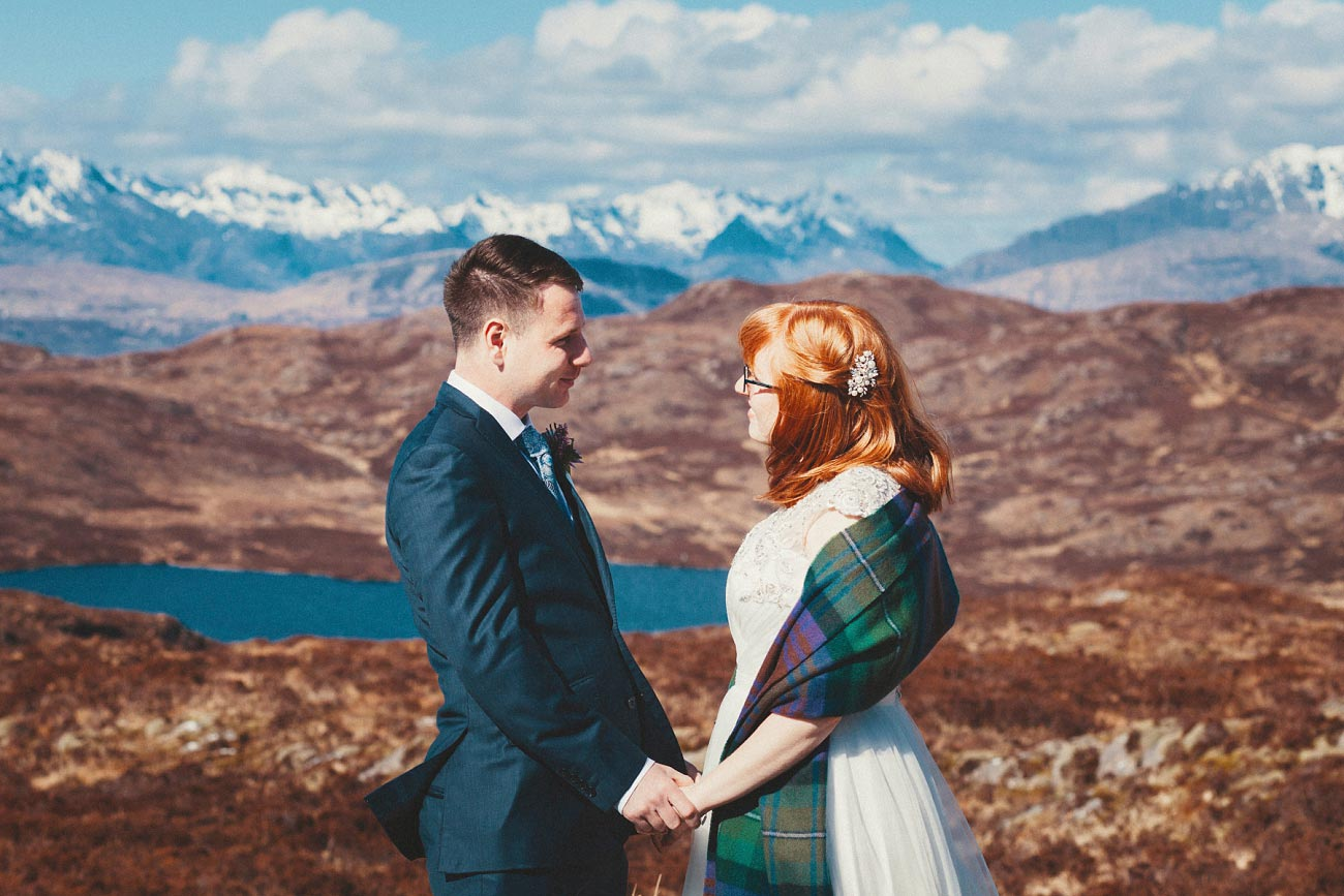 isle of skye elopement wedding photographer scotland dunscaith castle rj 0006