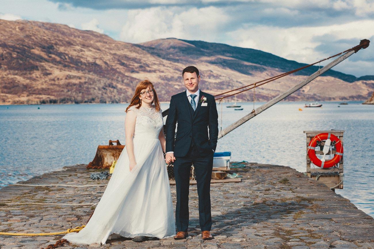 isle of skye elopement wedding photographer scotland dunscaith castle rj 0037