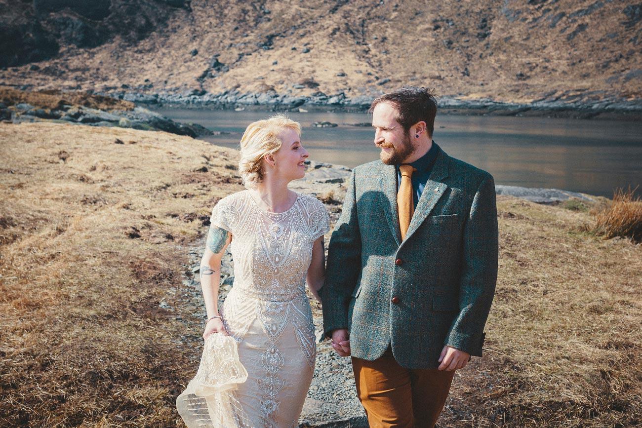 isle of skye elopement wedding photographer scotland loch coruisk lr 0020