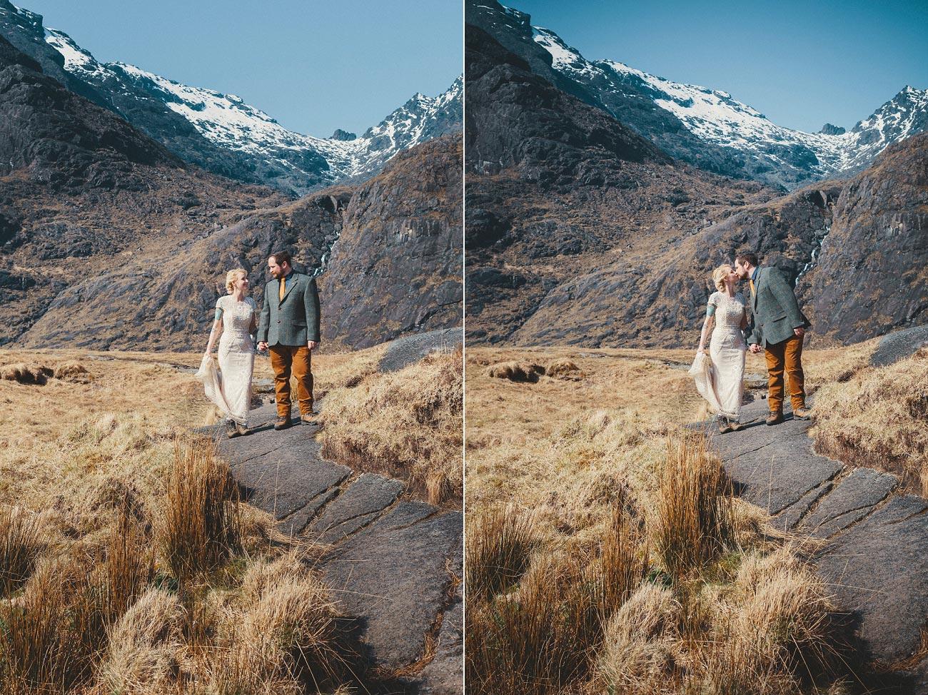 isle of skye elopement wedding photographer scotland loch coruisk lr 0021