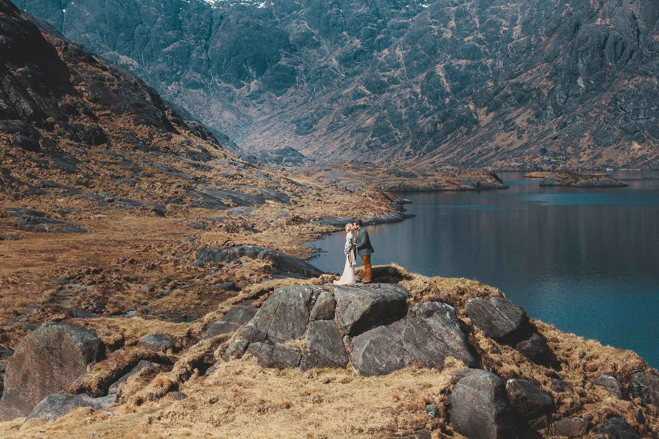isle of skye elopement wedding photographer scotland loch coruisk lr 0035