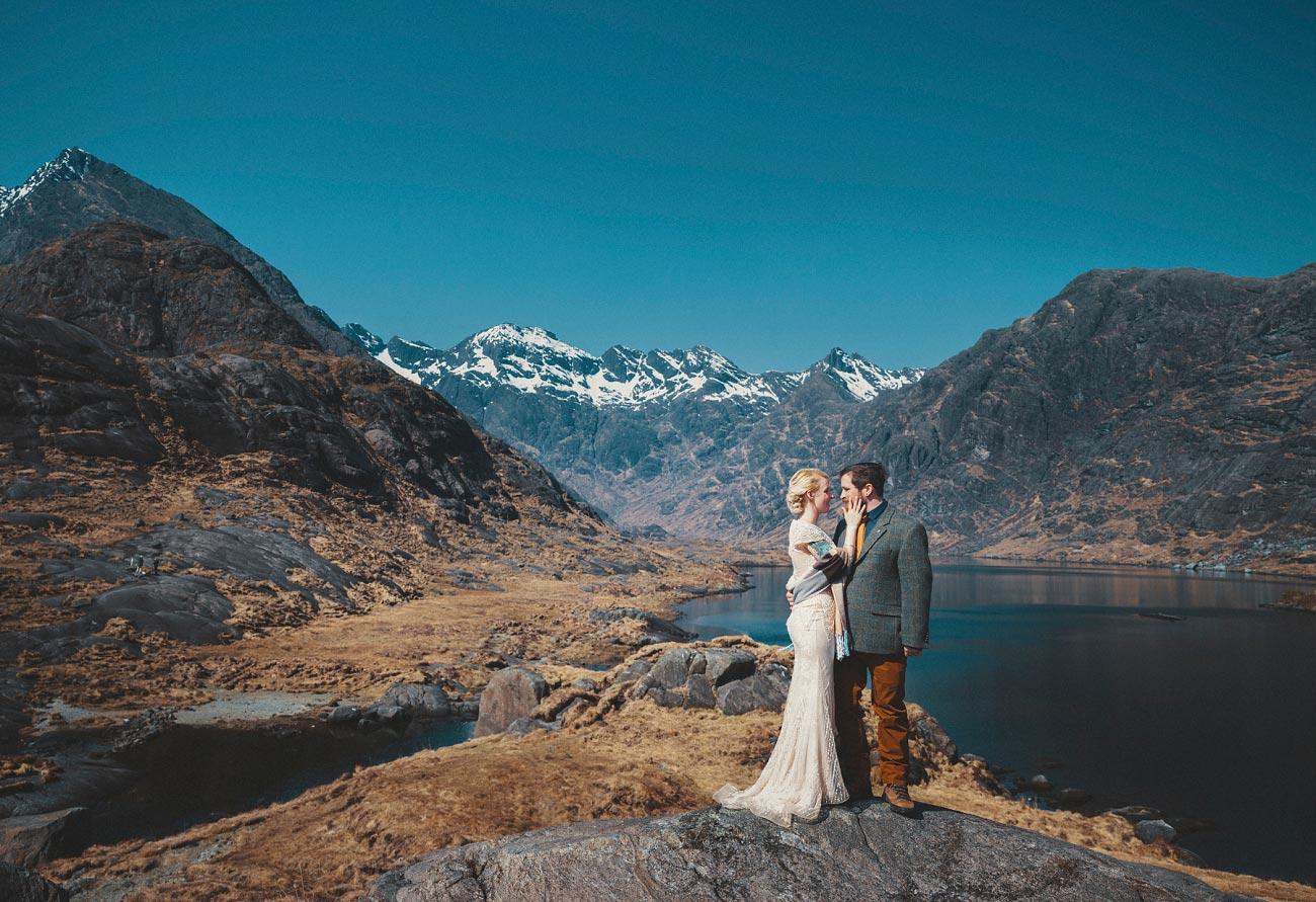 isle of skye elopement wedding photographer scotland loch coruisk lr 0037