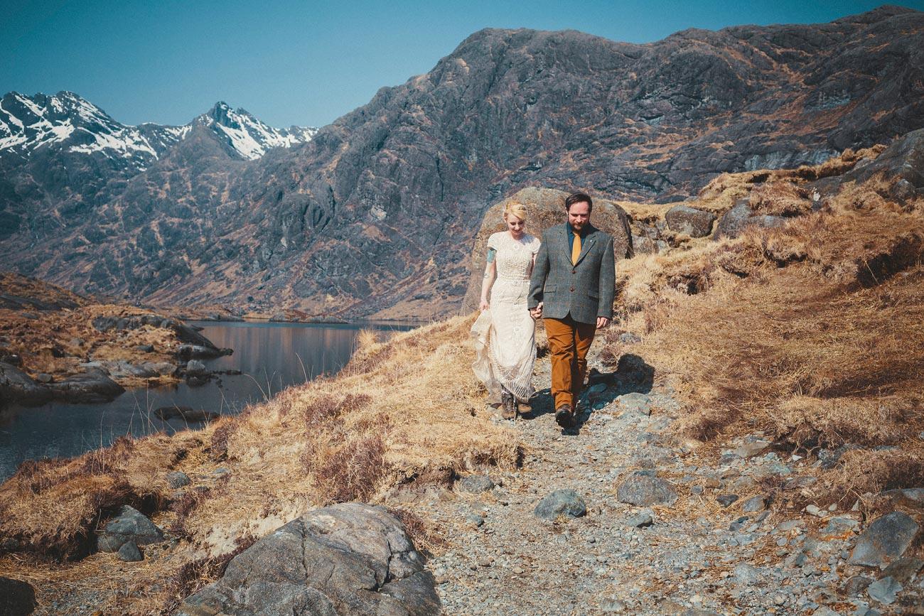 isle of skye elopement wedding photographer scotland loch coruisk lr 0039