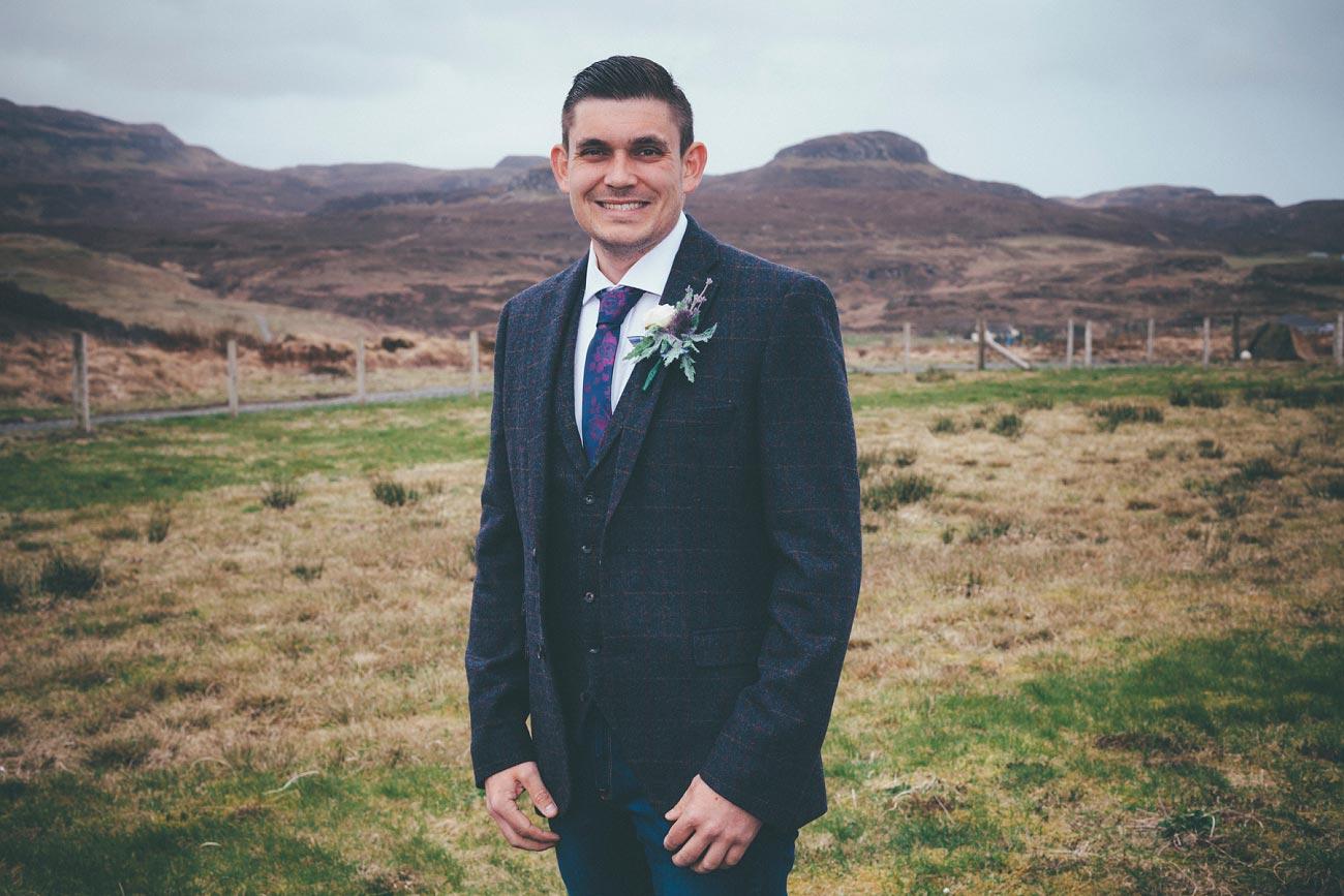 isle of skye wedding loch coruisk small outdoor wedding photography scotland scottish highlands photographer 0010