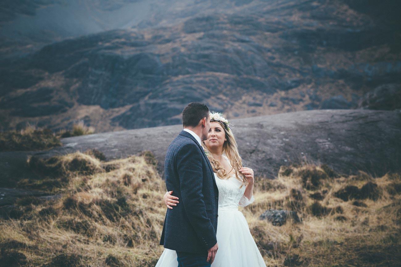 isle of skye wedding loch coruisk small outdoor wedding photography scotland scottish highlands photographer 0043