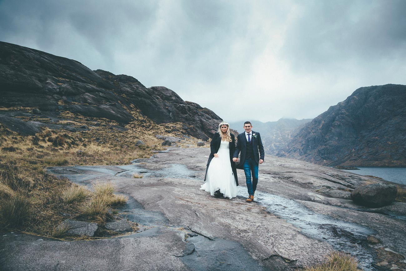 isle of skye wedding loch coruisk small outdoor wedding photography scotland scottish highlands photographer 0046