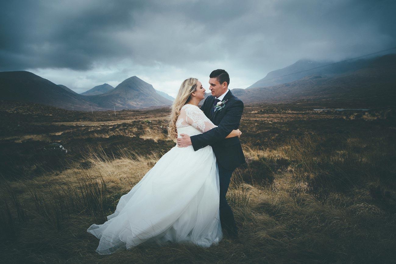 isle of skye wedding loch coruisk small outdoor wedding photography scotland scottish highlands photographer 0055