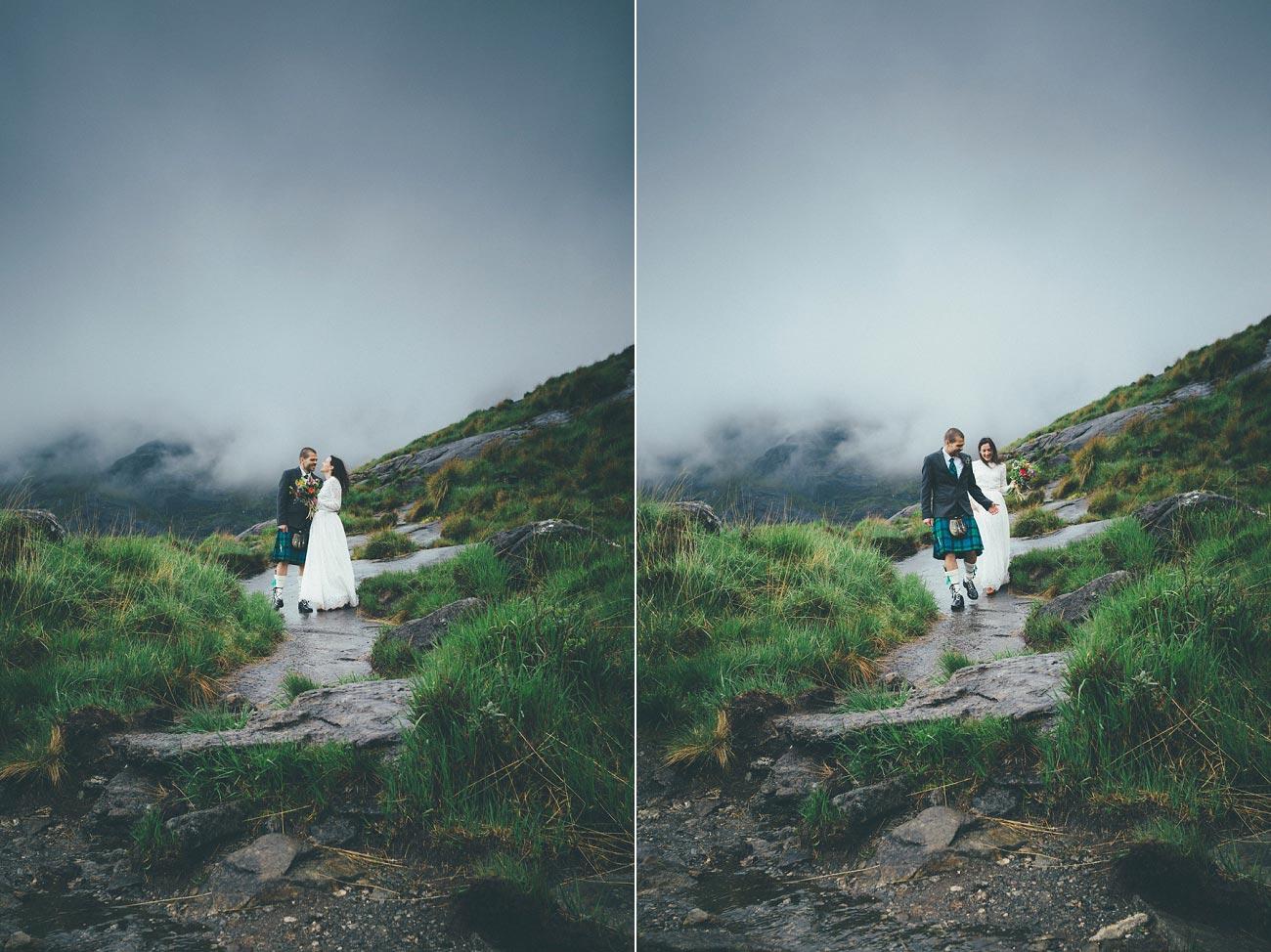 isle of skye wedding photography elopement loch coruisk humanist outdoor weddings scottish highlands 0043