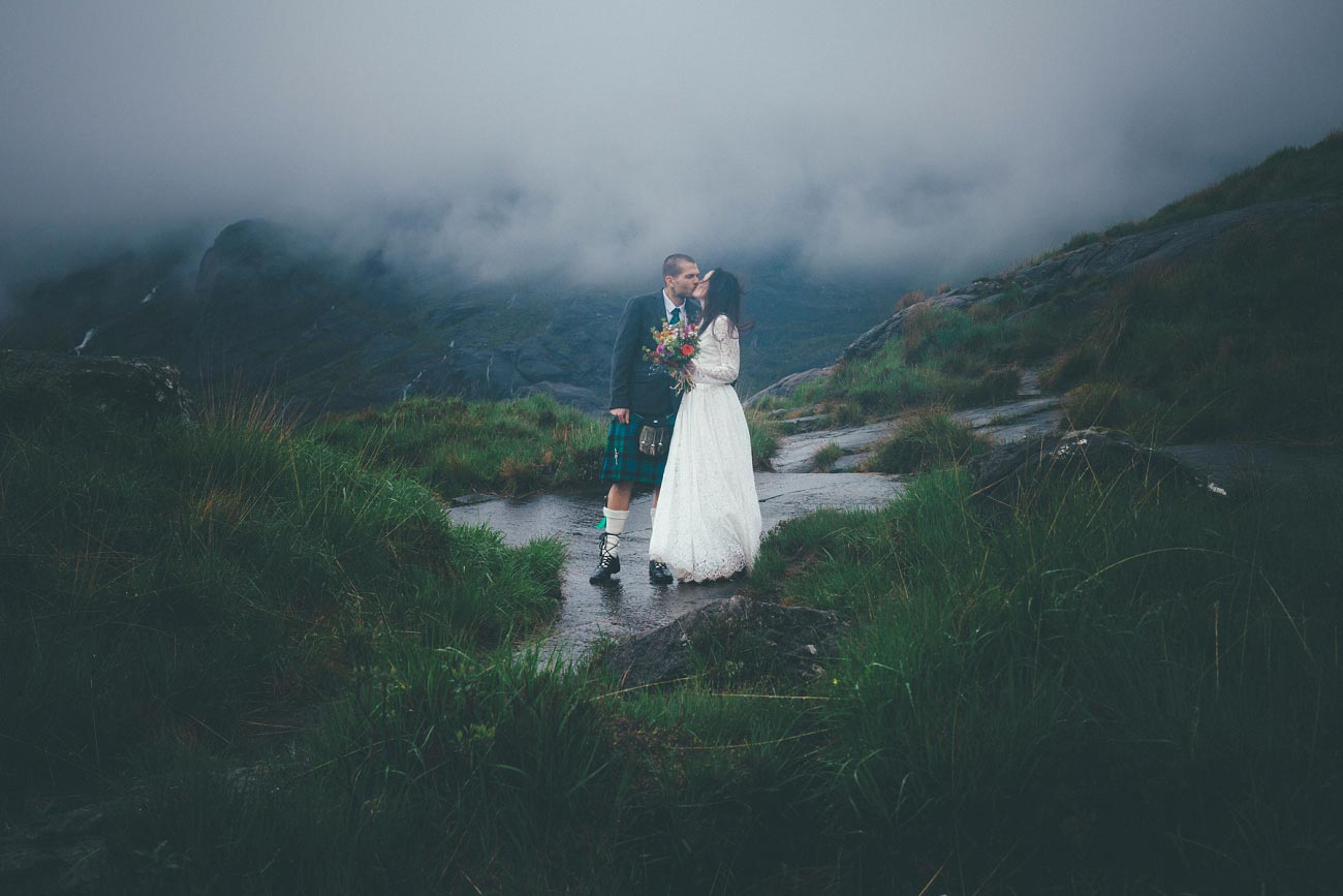 isle of skye wedding photography elopement loch coruisk humanist outdoor weddings scottish highlands 0044