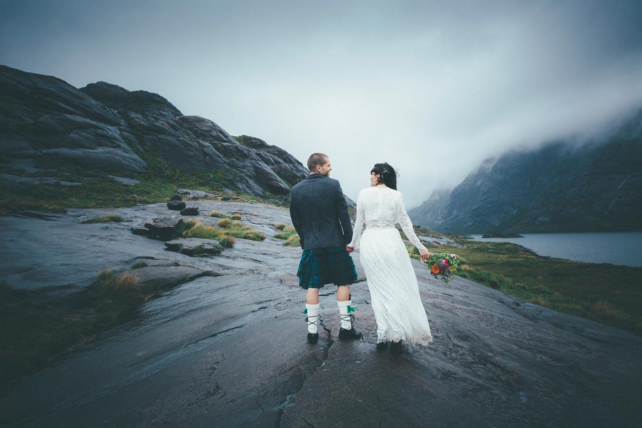 isle of skye wedding photography elopement loch coruisk humanist outdoor weddings scottish highlands 0046