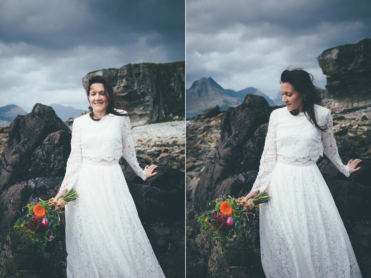 isle of skye wedding photography elopement loch coruisk humanist outdoor weddings scottish highlands 0070