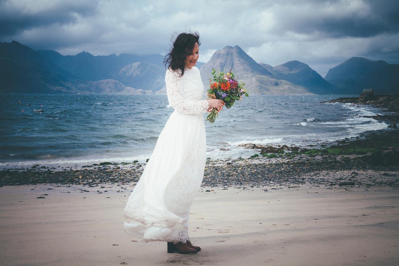 isle of skye wedding photography elopement loch coruisk humanist outdoor weddings scottish highlands 0073