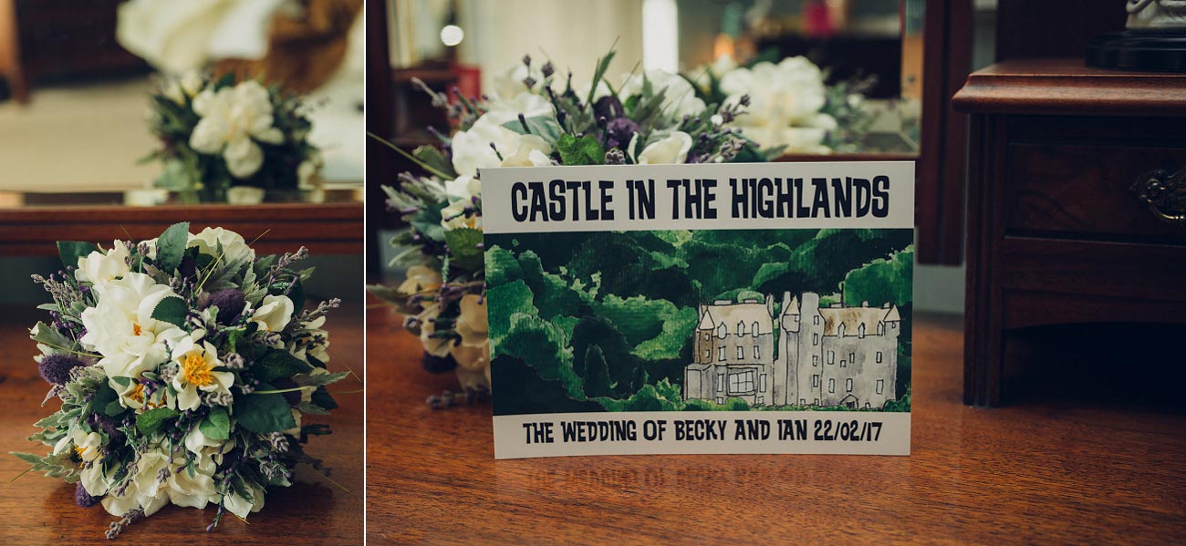 perthshire wedding photography castle menzies scotland scottish highlands 0003