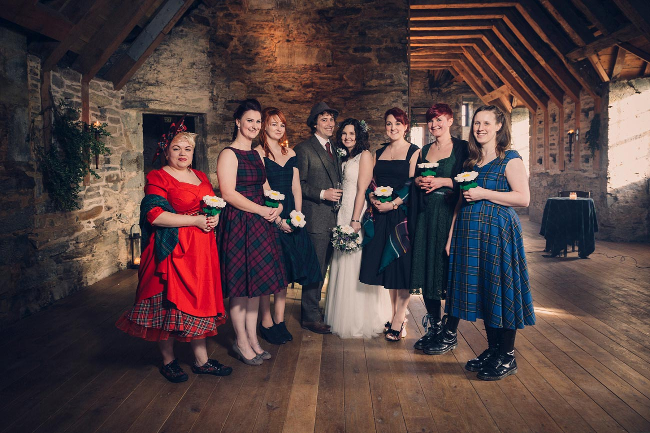 perthshire wedding photography castle menzies scotland scottish highlands 0027