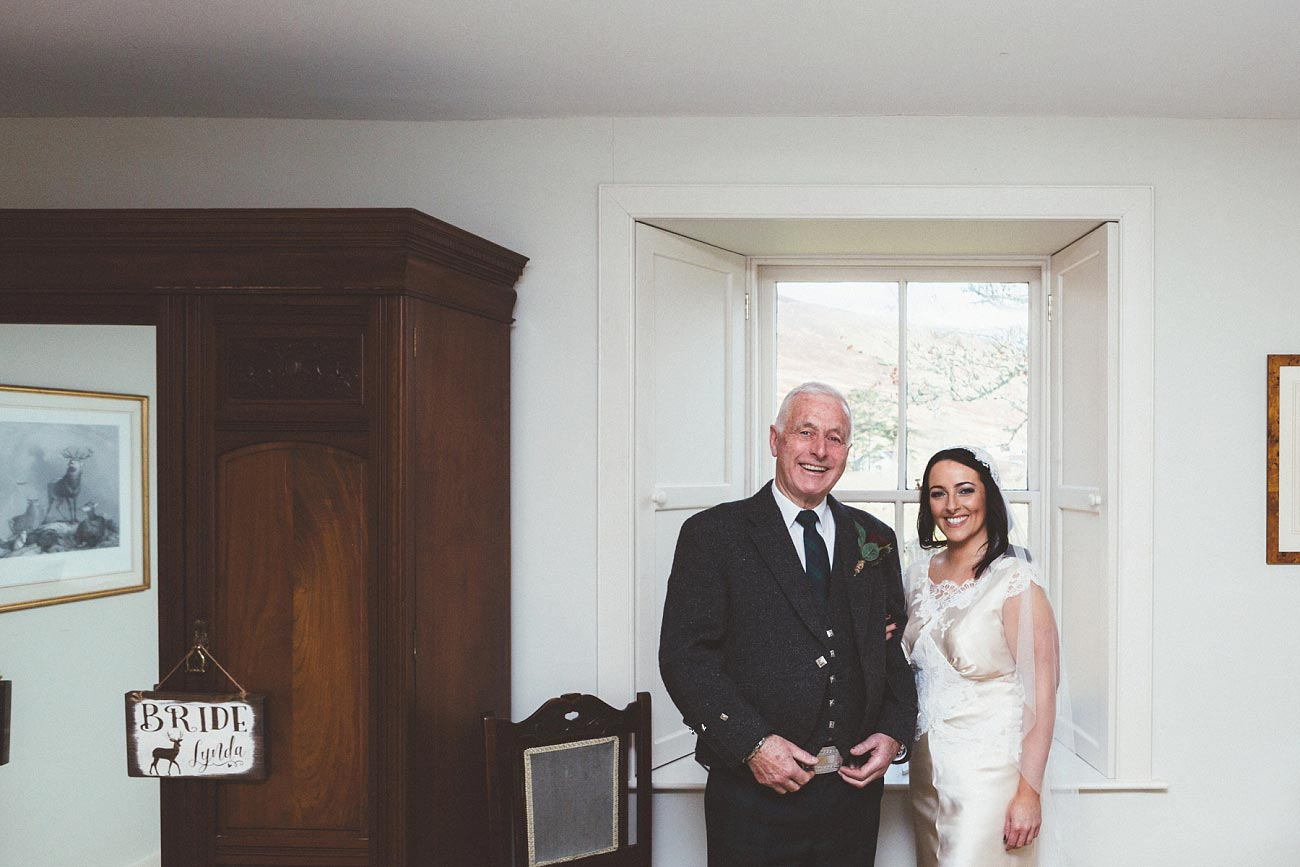small church wedding Invernessshire scotland scottish highlands Croick 0015