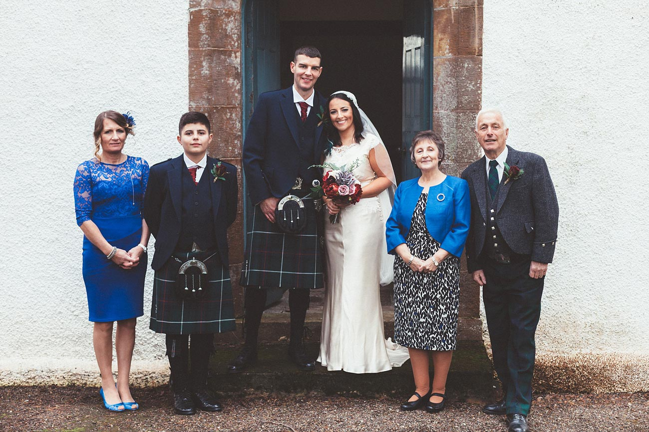 small church wedding Invernessshire scotland scottish highlands Croick 0026