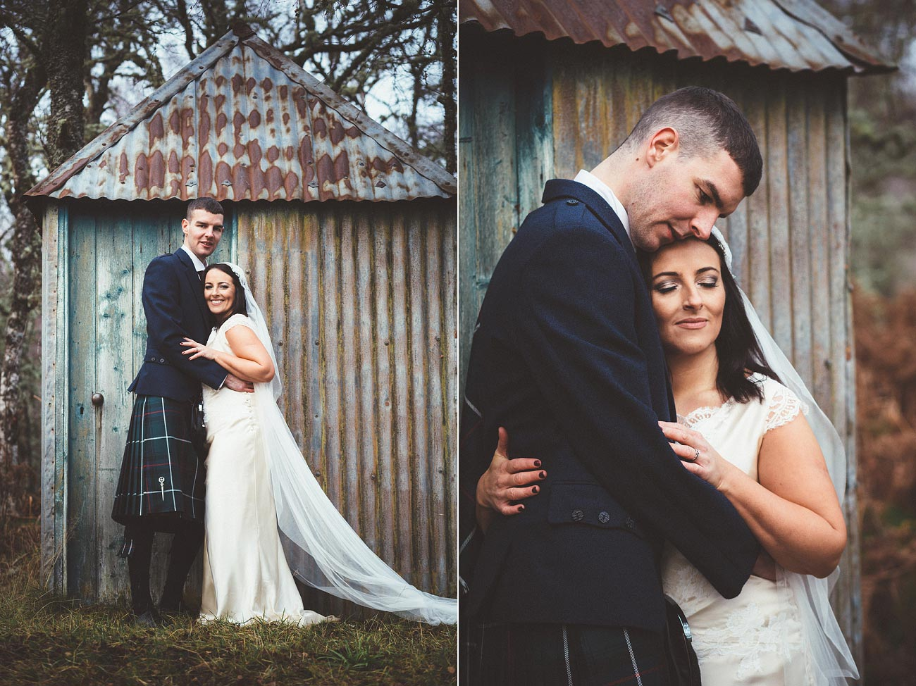 small church wedding Invernessshire scotland scottish highlands Croick 0050