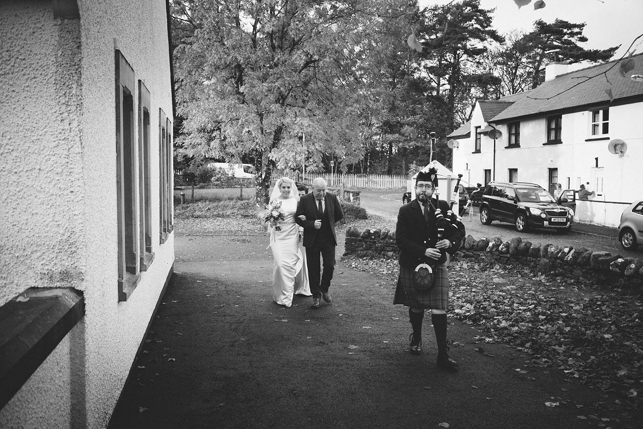 small church wedding Isle of Skye Scotland scottish Highlands 0038