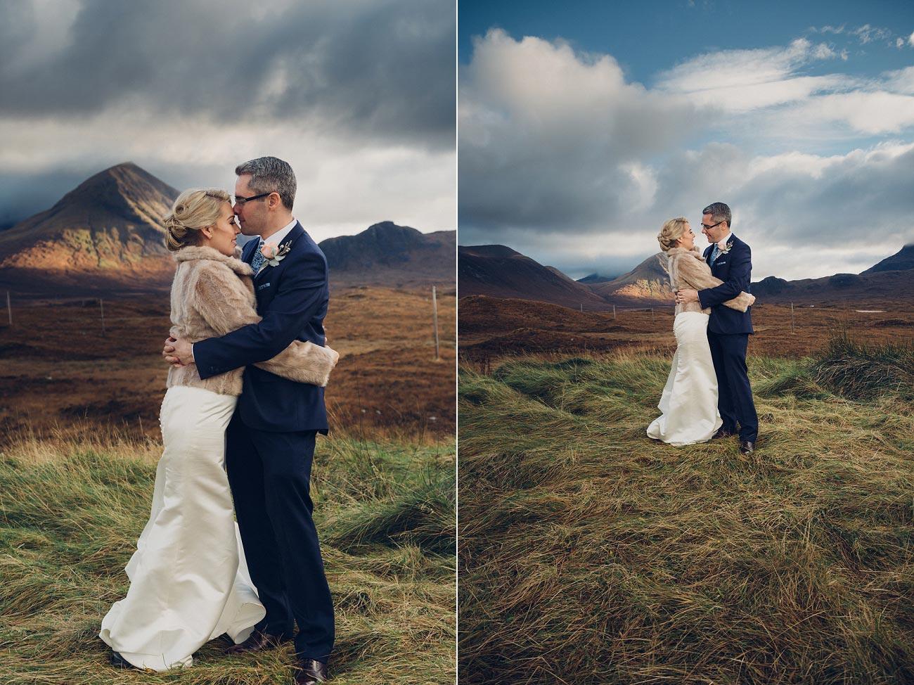 small church wedding Isle of Skye Scotland scottish Highlands 0058