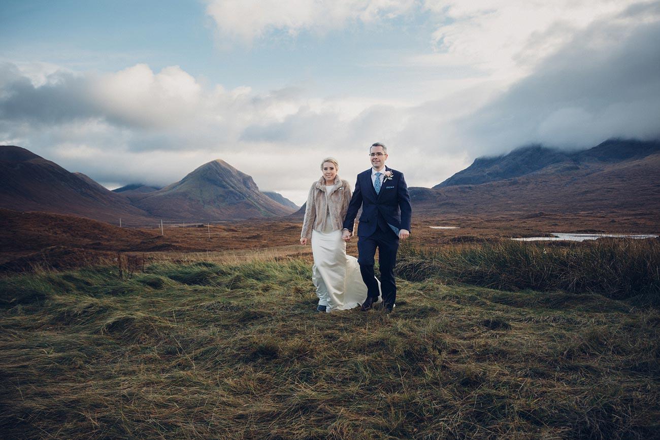 small church wedding Isle of Skye Scotland scottish Highlands 0062