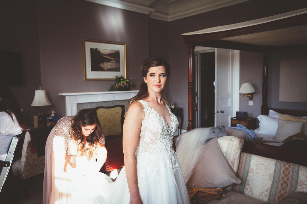 wedding photographer aberdeen scotland raemoir house dunnottar castle 0011