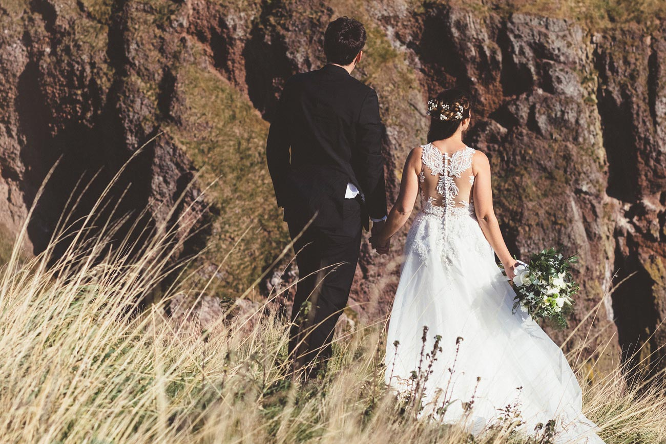 wedding photographer aberdeen scotland raemoir house dunnottar castle 0020