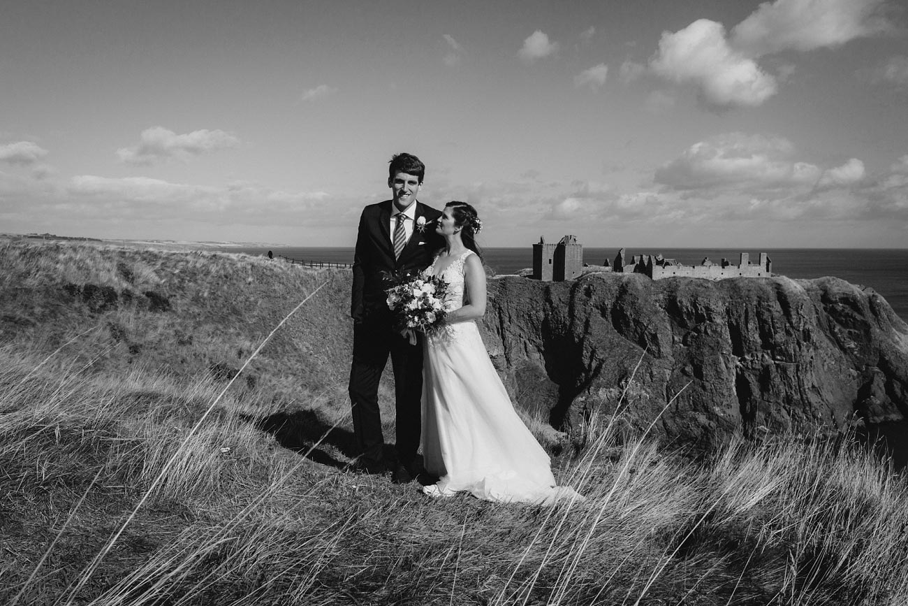 wedding photographer aberdeen scotland raemoir house dunnottar castle 0021