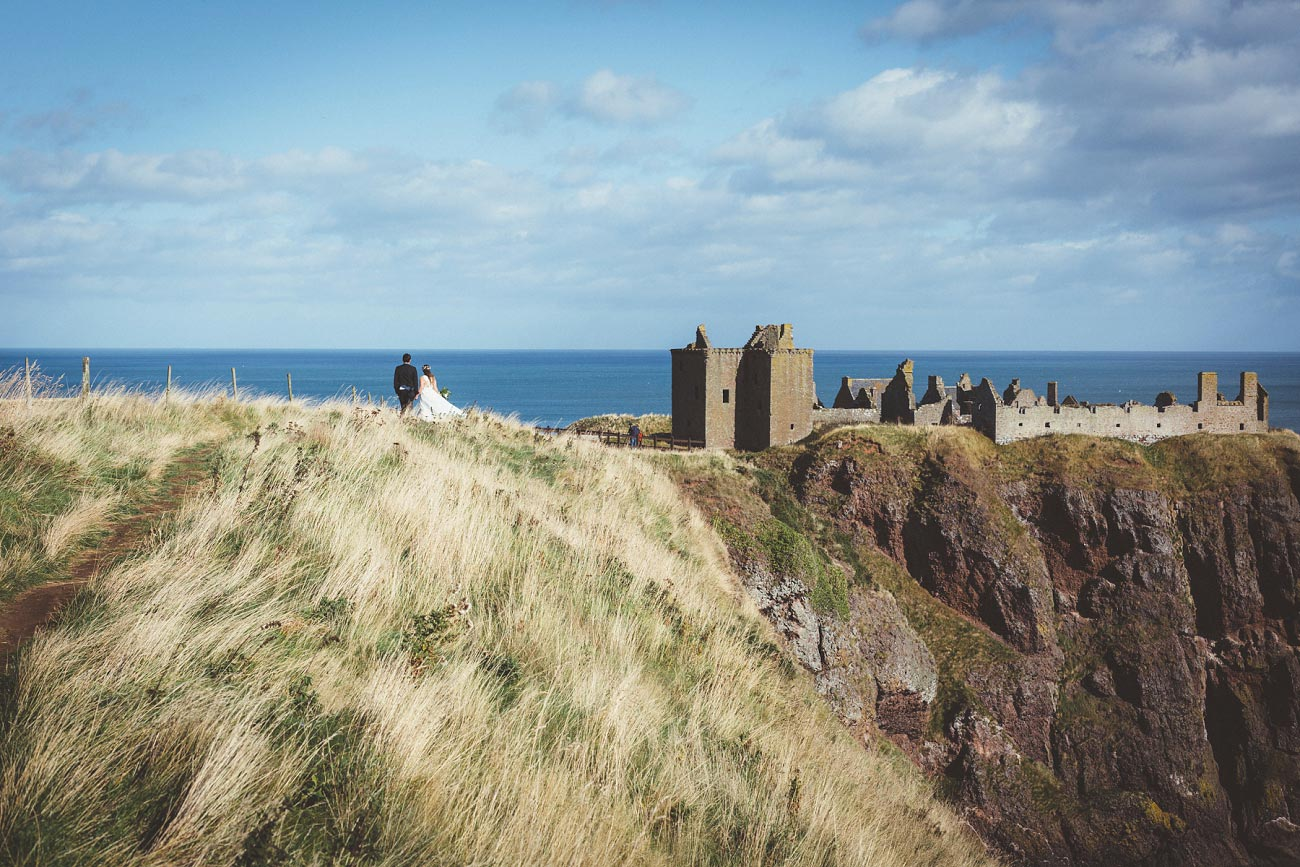 wedding photographer aberdeen scotland raemoir house dunnottar castle 0026