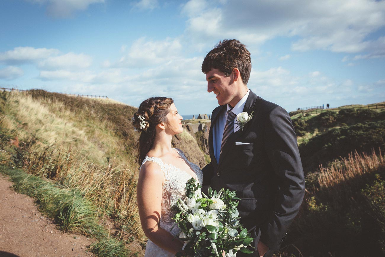 wedding photographer aberdeen scotland raemoir house dunnottar castle 0029