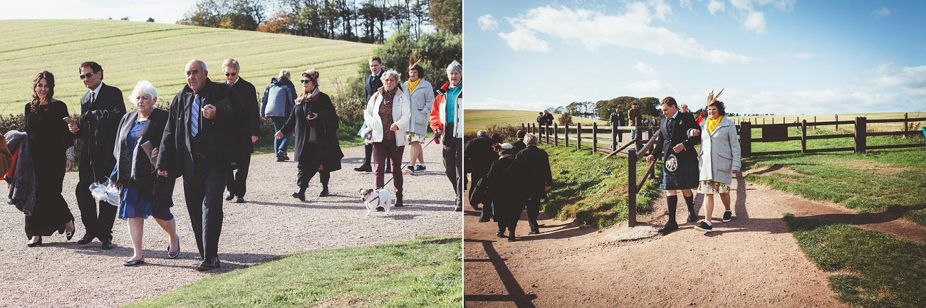 wedding photographer aberdeen scotland raemoir house dunnottar castle 0032