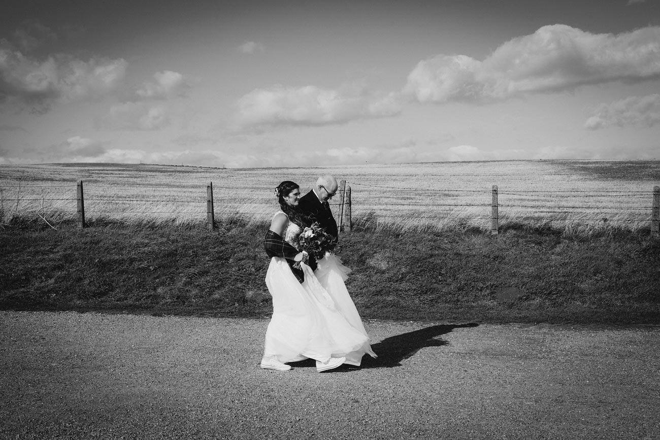 wedding photographer aberdeen scotland raemoir house dunnottar castle 0035