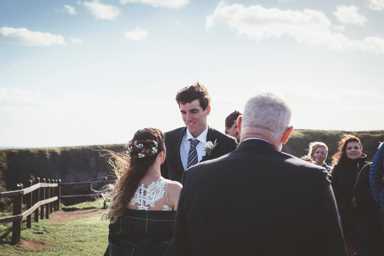 wedding photographer aberdeen scotland raemoir house dunnottar castle 0039