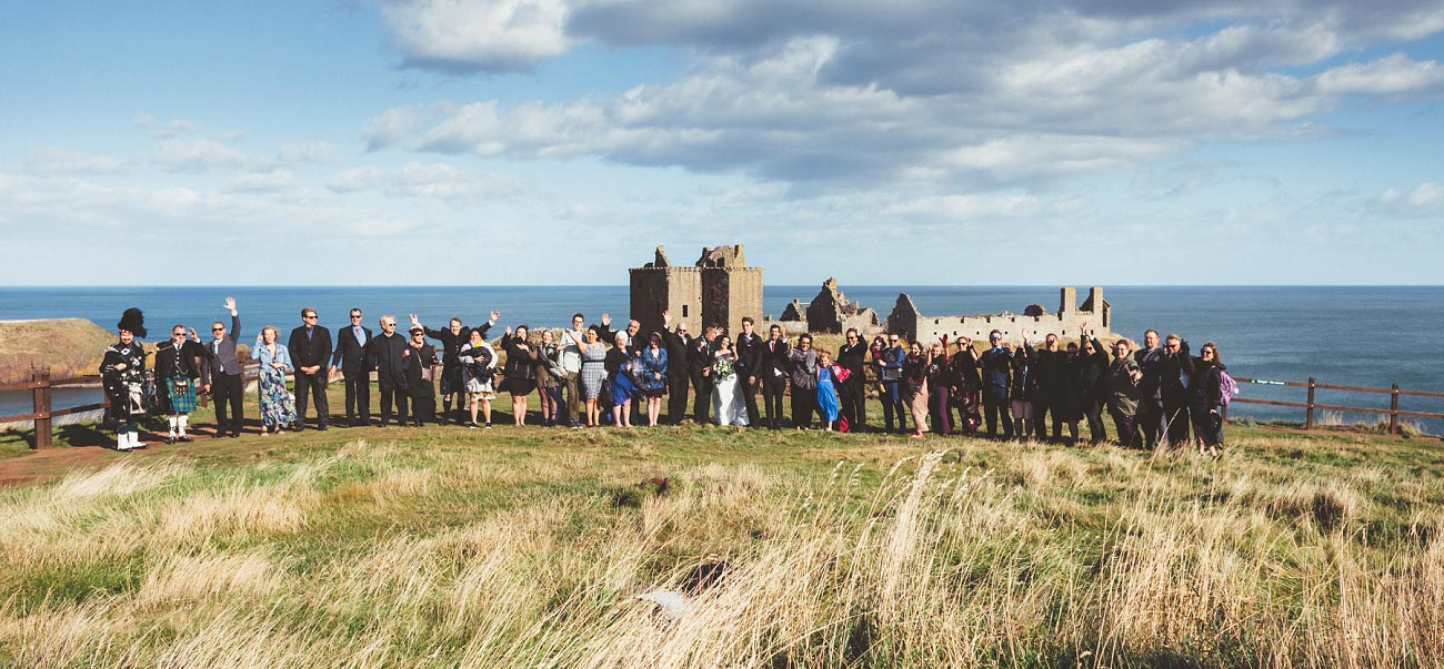 wedding photographer aberdeen scotland raemoir house dunnottar castle 0044