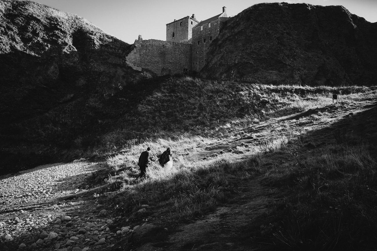 wedding photographer aberdeen scotland raemoir house dunnottar castle 0052