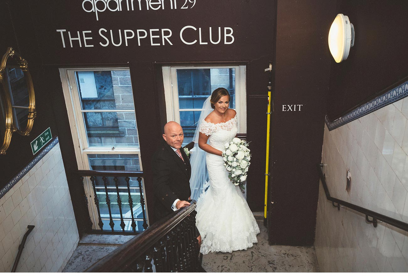 wedding photographer glasgow 29 Royal Exchange square 0027