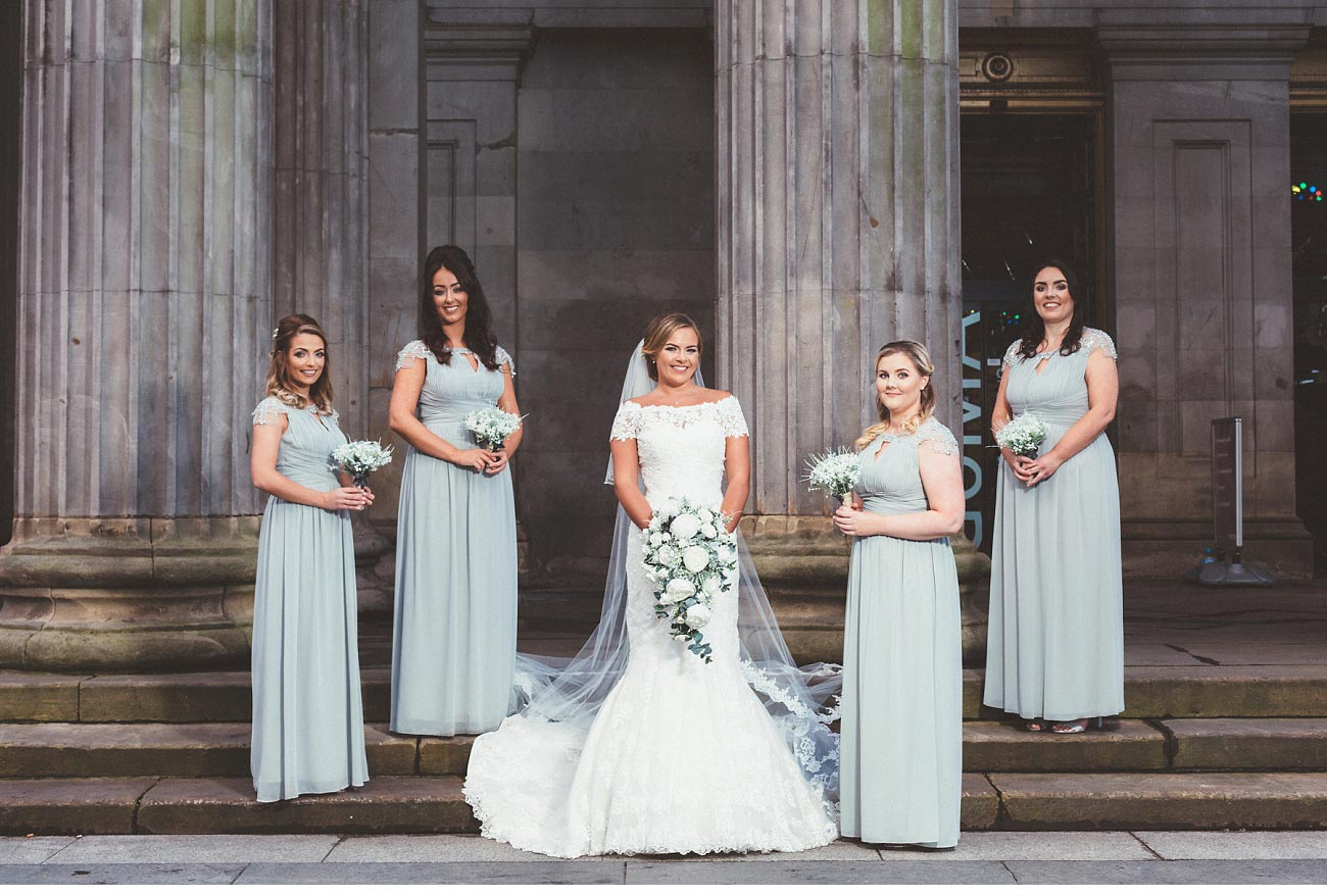wedding photographer glasgow 29 Royal Exchange square 0041