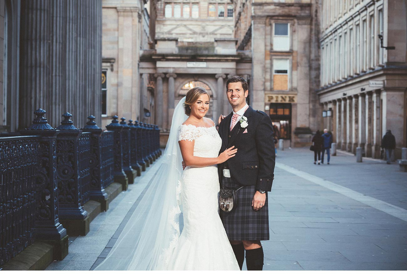 wedding photographer glasgow 29 Royal Exchange square 0042