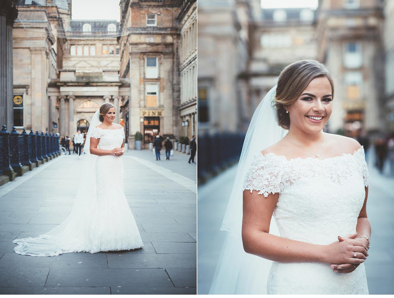 wedding photographer glasgow 29 Royal Exchange square 0044