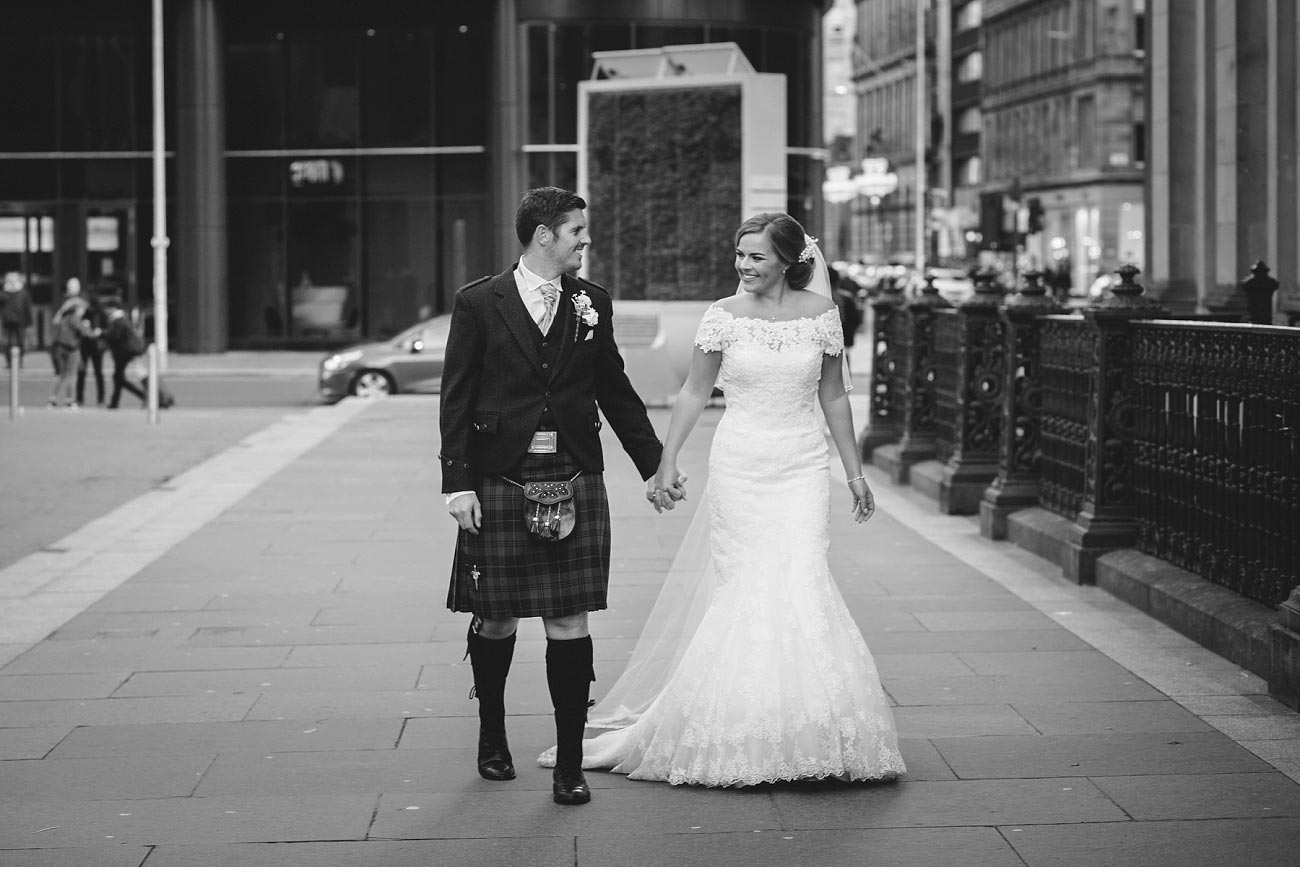 wedding photographer glasgow 29 Royal Exchange square 0045