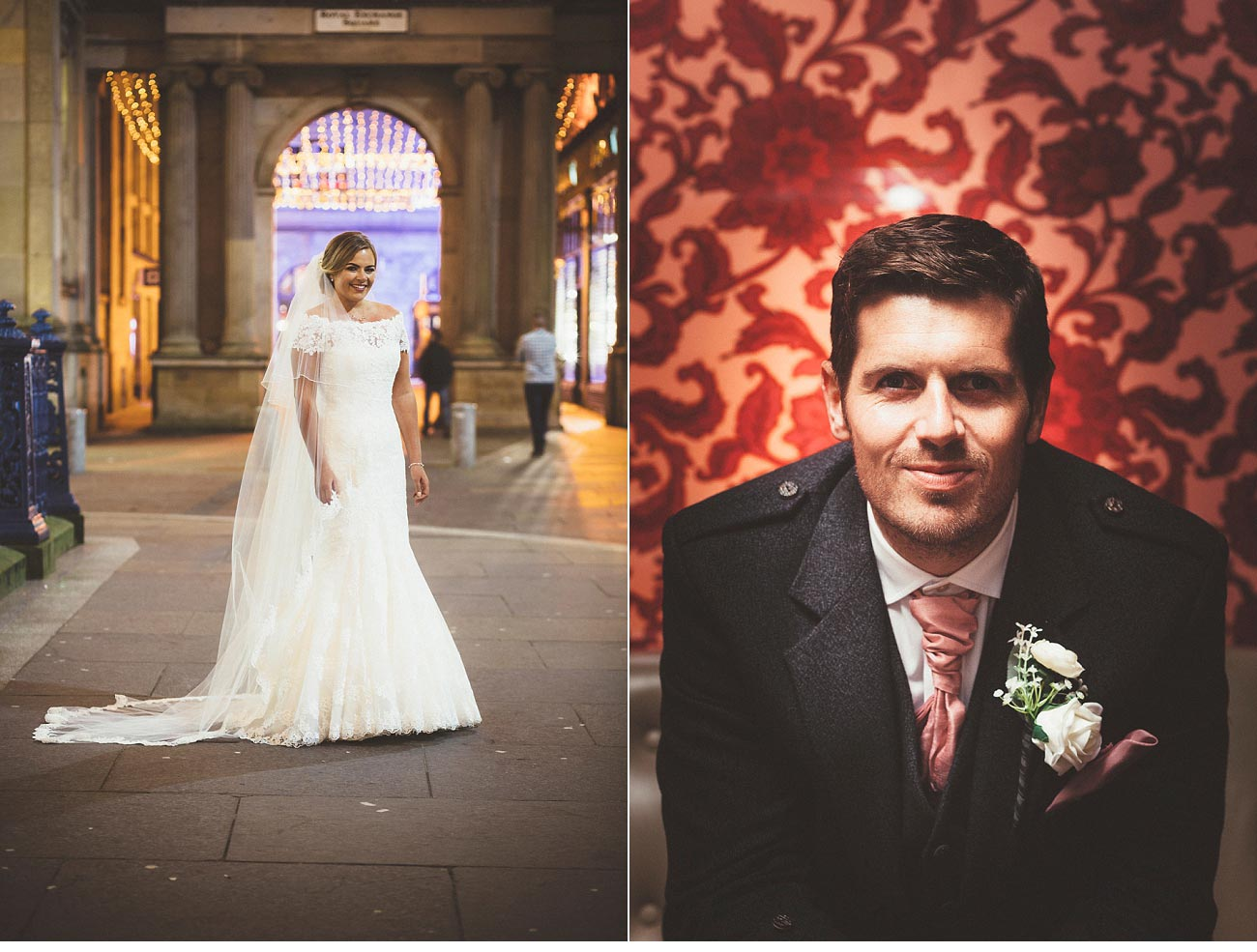 wedding photographer glasgow 29 Royal Exchange square 0061