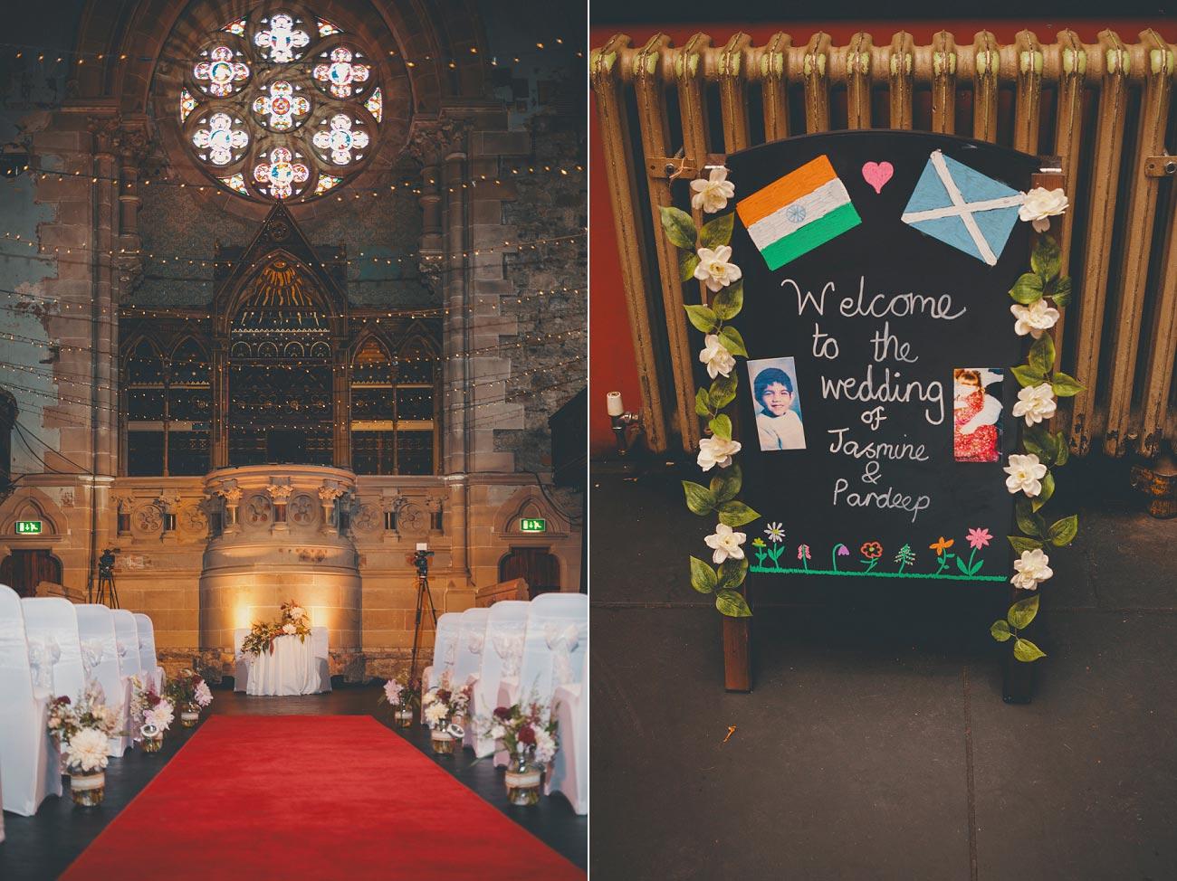 wedding photographer glasgow cottiers west end 0007