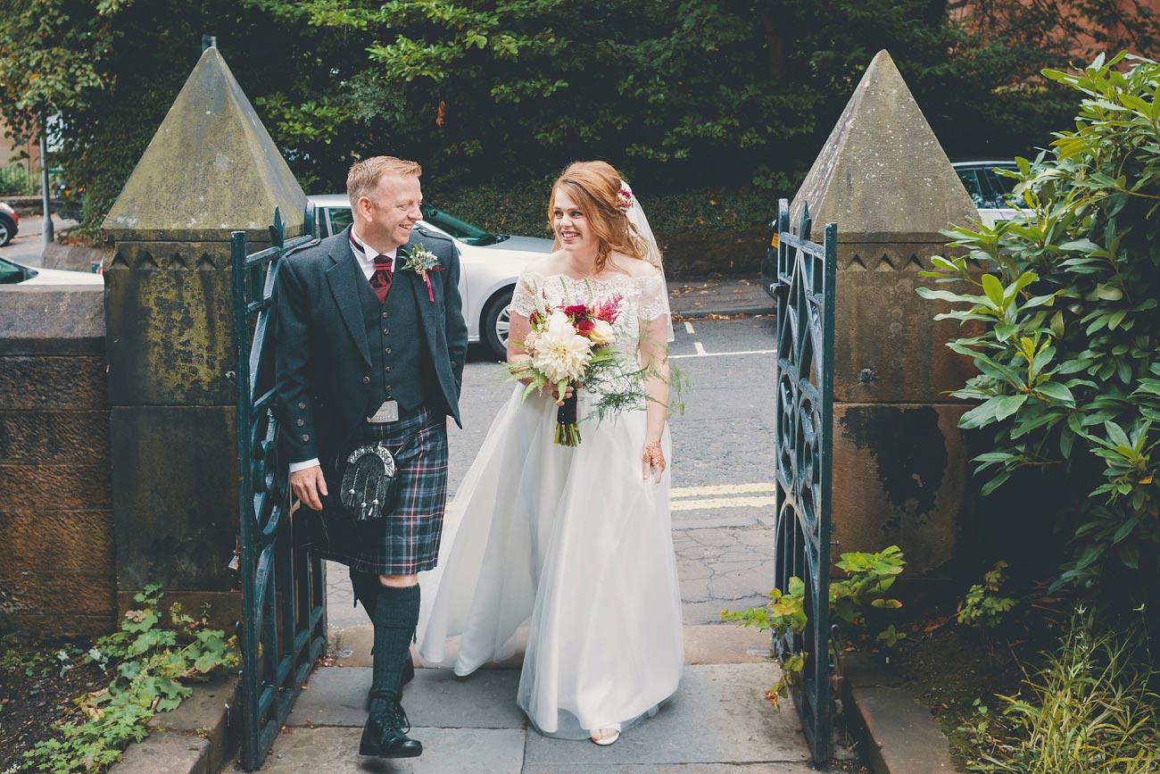 wedding photographer glasgow cottiers west end 0020